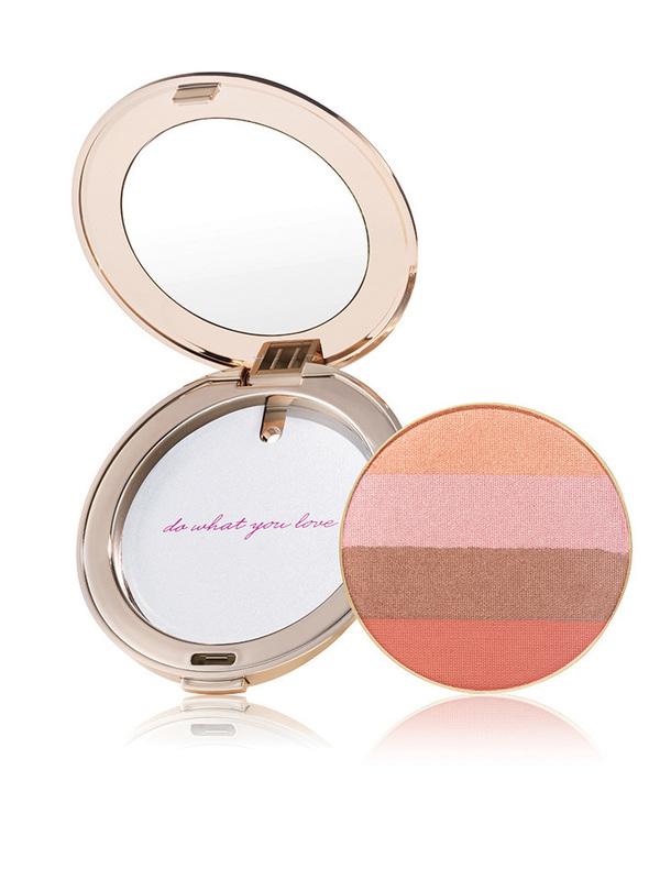 Glow Bronzer (Refill) - Peaches And Cream