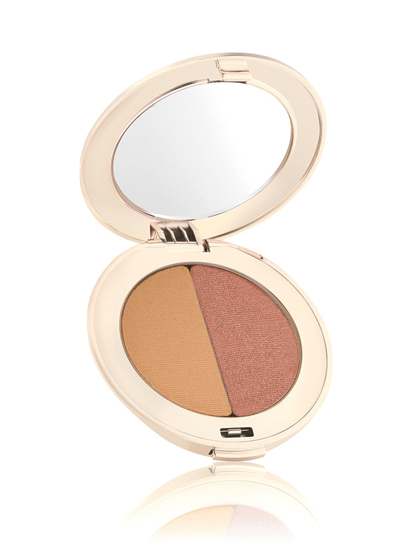 Pure Pressed Eye Shadow Duo - Golden Peach