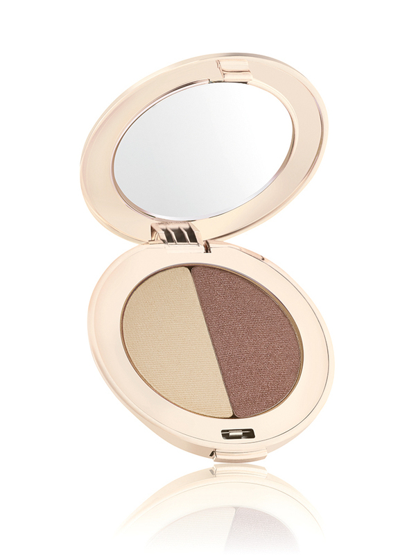 Pure Pressed Eye Shadow Duo - Oyster/Supernova