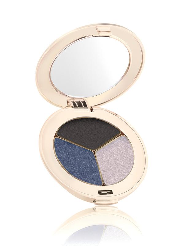 Pure Pressed Eye Shadow Triple - Blue Hour