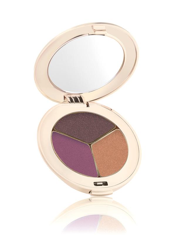 Pure Pressed Eye Shadow Triple - Ravishing