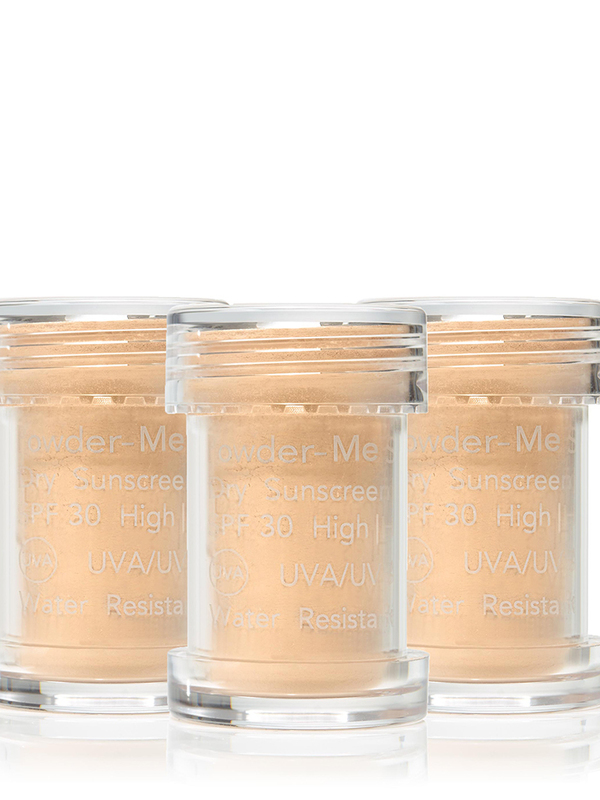 Powder-Me Refill 3-Pack - Tanned