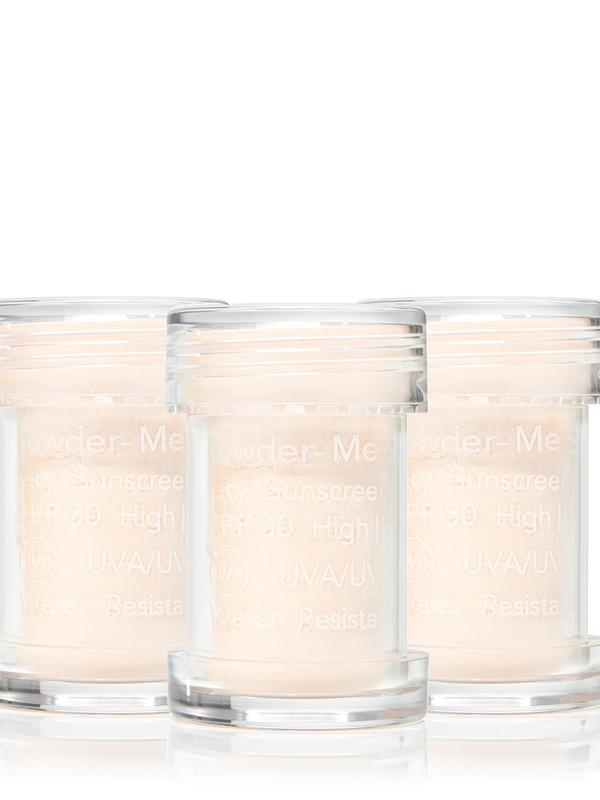 Powder-Me Refill 3-Pack - Translucent