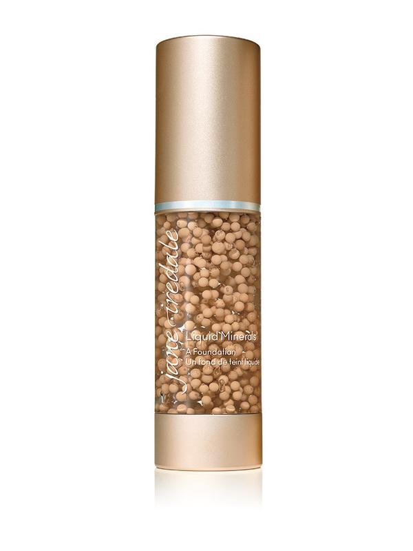 Liquid Minerals A Foundation - Honey Bronze