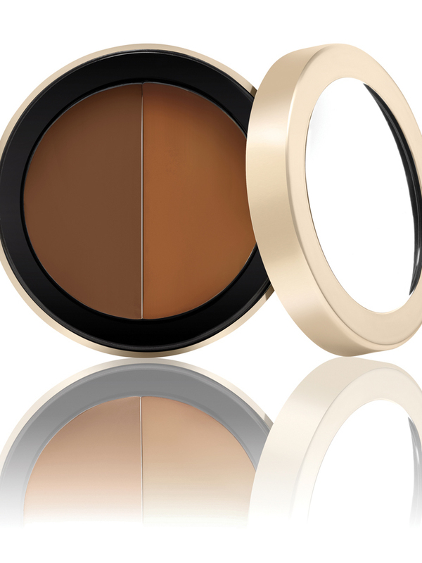 Circle/Delete Concealer - #4 (Peach Gold/Deep Chestnut)