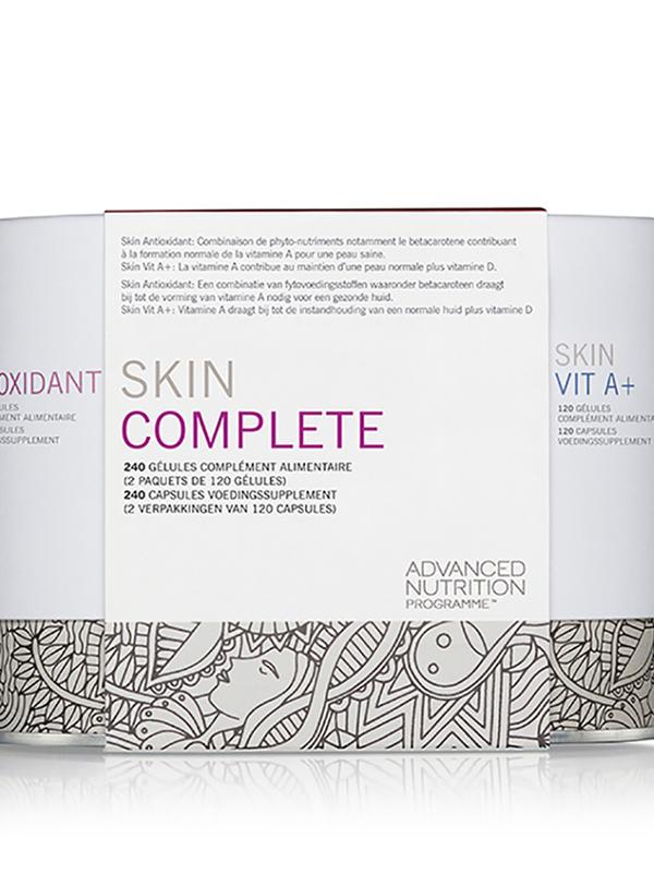 Skin Complete (2 x 120 caps)