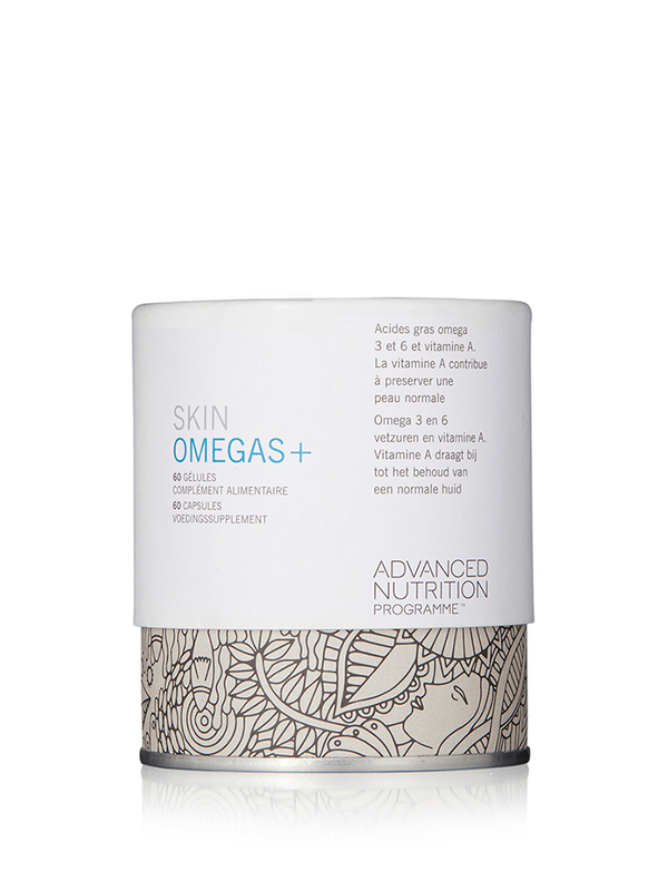 Skin Omegas+ (60 caps)
