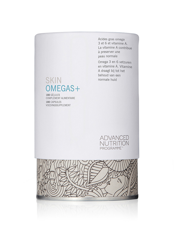 Skin Omegas+ (180 caps)
